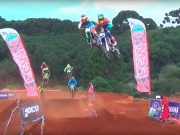 Abertura do Catarinense de Motocross 2018