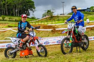 Rafael Becker e Ivo Konell participarão da competição