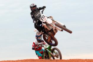 São José receberá a abertura do Pro Tork Catarinense de Motocross em uma rodada dupla