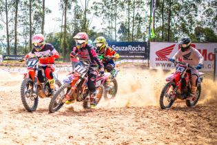 Motódromo MX Xavecos recebeu a 2ª etapa do Catarinense de Velocross