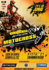 Cat MX - 3ª Joinville