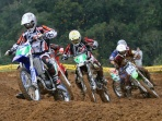 Largada cat. MX1 - 3ª Riffel Motocross - Dona Emma
